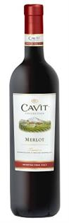 Cavit Merlot 750ml - Case of 12